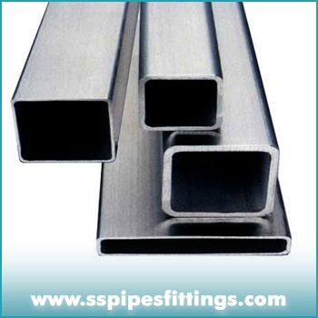 Manufacturer of Sqaure Stainless Steel Pipe